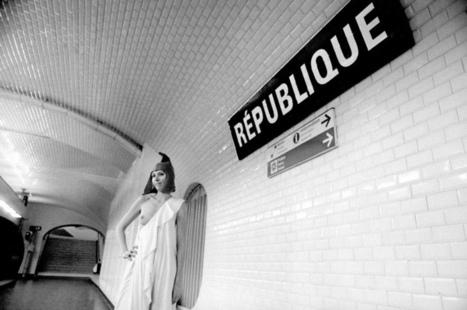 Les stations du métro parisien illustrées | Carrefour | Scoop.it