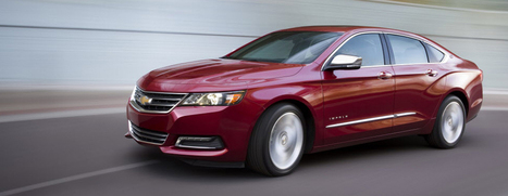 iPad Interactives: Chevy Impala review | DMN iPad interactives | Scoop.it