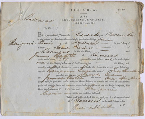 Public Record Office Victoria - Archives of the State Government of Victoria | Eureka Stockade | Scoop.it