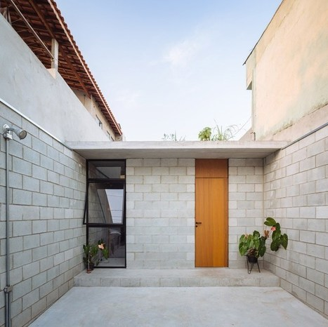 Casa de empleada doméstica gana premio internacional de arquitectura | Arquitectura, Eficiencia Energética y Certificación Energética | Scoop.it