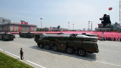 Report: North Korea fires two missiles off eastern coast | CLOVER ENTERPRISES ''THE ENTERTAINMENT OF CHOICE'' | Scoop.it