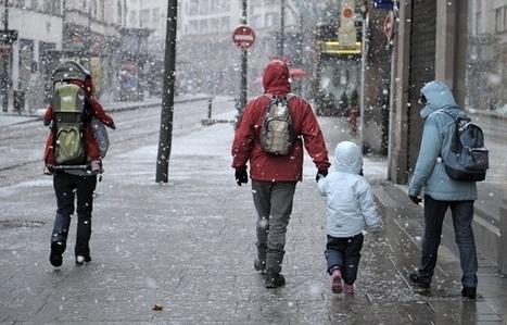 Bas-Rhin: Les premières neiges arrivent | Lorraine | Scoop.it