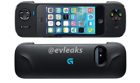 First clear images of Logitech's MFI iPhone game controller emerge | Marketing Digital | Scoop.it