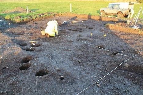 Une maison préhistorique ainsi que de nombreux objets mis au jour en Ecosse | Mégalithismes | Scoop.it