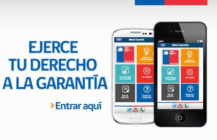 Post Navidad: Sernac crea aplicación para celulares que facilita ... | Nuevas tecnologias en celulares | Scoop.it