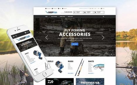 DeepFish Magneto Theme For Sports, Travel and Fishing Accessories Stores   platinastudio   Scoop.it