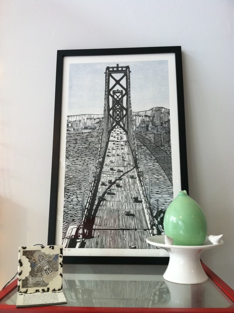 Art Opening | First Friday at Park and Pond 6/1 | San Francisco | Around Town | Scoop.it