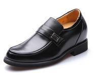 Black / Brown Men Height Inceasing Dress Shoes increase taller 8cm / 3.15inch | Elevator shoes for men | Scoop.it