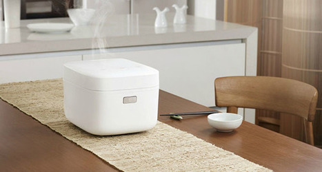 Xiaomi Rice Cooker is Actually a Thing, Comes with a Smartphone Companion App! | NoypiGeeks | Philippines' Technology News, Reviews, and How to's | Gadget Reviews | Scoop.it