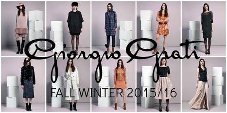 Giorgio Grati Fall Winter 2015/16 | Le Marche & Fashion | Scoop.it