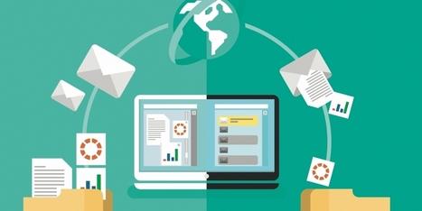 GED - Gagner en efficacité dans la gestion quotidienne | Experts IT | Scoop.it