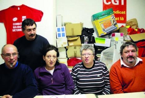 Après la crue, la CGT craint pour les 130 emplois de la Société ... - ladepeche.fr | Veille lactalis | Scoop.it