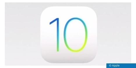 iOS 10 – Neue Interaktionsformen mit dem Anwender   Lernen mit iPad   Scoop.it