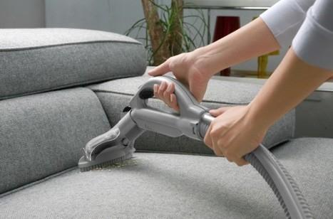 14 Key Steps: What Pro Upholstery Cleaners Do   Enlighten Me   Sooper Clean   Scoop.it