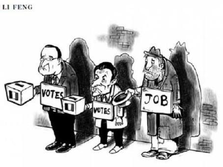 Pékin moque la présidentielle française pour vanter son système - Rue89 | Cette campagne va beaucoup trop loin... | Scoop.it