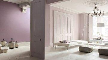 Quelles couleurs pour un intérieur féminin mais pas trop ?   techniques décoration murale   Scoop.it