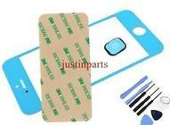 Light Blue iPhone 5 Outer Screen Glass /Digitizer Cover+Home Button+Tape+Tools | Samsung LCD & Digitizer | Scoop.it