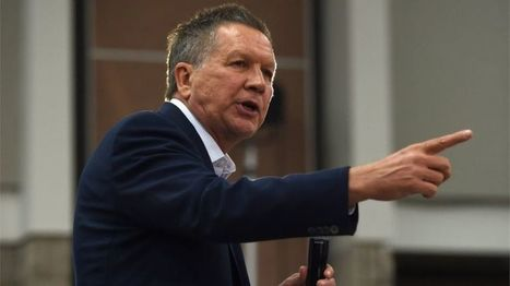 John Kasich: Women 'left their kitchens' to vote for me - BBC News | Language and Gender | Scoop.it