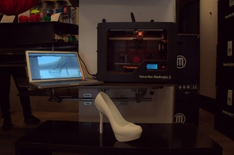 3D Printing Beyond the Desktop - 3DLT Blog | 3D Printing | Scoop.it