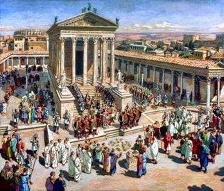 DE REYES, DIOSES Y HÉROES: La ceremonia del clavo en la antigua Roma | AURIGA | Scoop.it