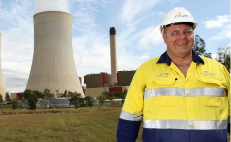 Brad at Stanwell Power Station (5 people that influence me in OHS) | OHS in the Paramedic World | Scoop.it