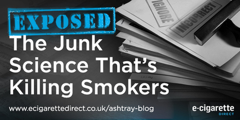 Exposed: 18 E-Cig Studies That Are Killing Smokers | Electronic Cigarettes | Scoop.it