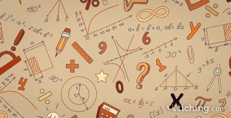 7 blogs llenos de ideas para tus clases de matemáticas | El Blog de Educación y TIC | Trabajo Colaborativo,  Innovación,  Creatividad y Desing Thinking | Scoop.it