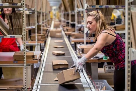 What Amazon's workplace controversy says about the future of work | Peer2Politics | Scoop.it