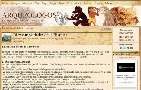 Diez curiosidades de la Historia | ciencias sociales mari carmen | Scoop.it