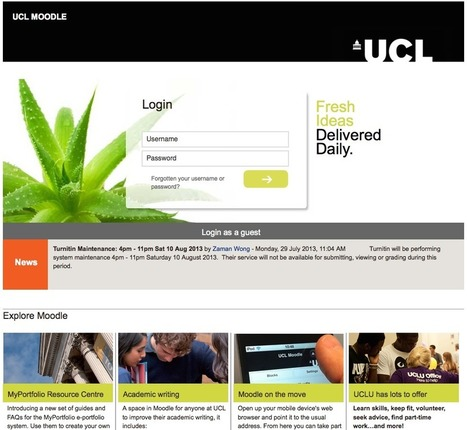 Course: Responsive Modern Moodle Themes | Awesome Moodle systems | Scoop.it