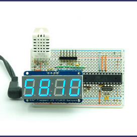 Tempduino | Arduino Temp and Humidity Display | HUng | Scoop.it