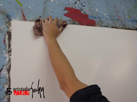 Blog de Pintura, Técnicas y Materiales Artísticos My Tale I Teach: ImprimacionesBlog de Pintura | ¿A qué se le llama  imprimación y su aplicación? | Scoop.it