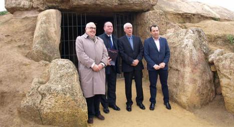 ESPAGNE : Los Dólmenes, a un paso de ser Patrimonio Mundial por la Unesco | World Neolithic | Scoop.it