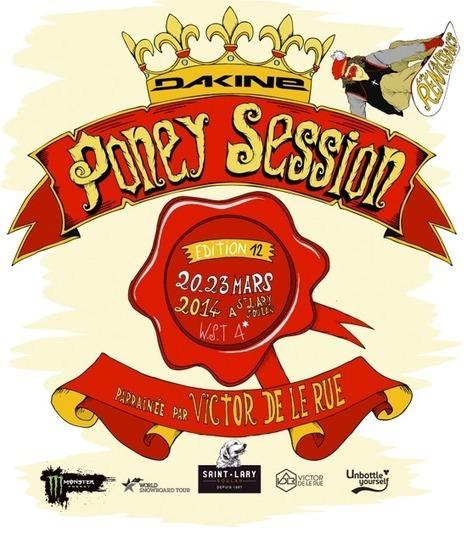 Poney Session du 20 au 23 mars à Saint-Lary Soulan | Evènement Pyrénéen | Snowboard | TTR4* | Vallée d'Aure - Pyrénées | Scoop.it