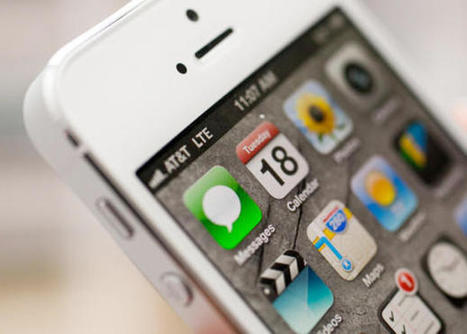 Apple reportedly signs Samsung for next-gen iPhone chips   Apple ...   Tech   Scoop.it