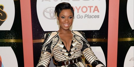 Jennifer Hudson Stuns At BET Soul Train Awards | Fashion and The Music Industry | Scoop.it
