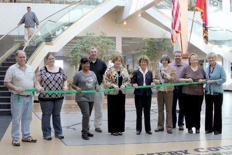 Library Receives Green Certification | Tennessee Libraries | Scoop.it
