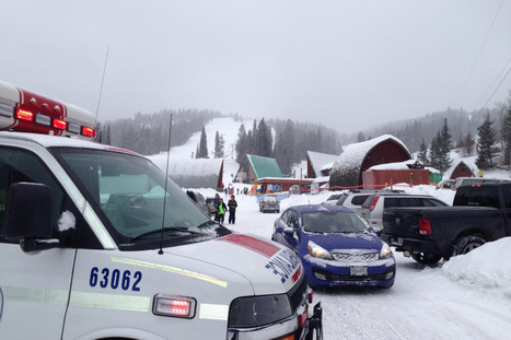 UPDATE: 4 injured after chairlifts plummet to the slopes on Crystal Mountain - Globalnews.ca | OHS Aviation industry, film industry, me | Scoop.it