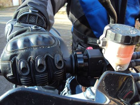Ventz – The Original Rider Cooling System | Motorcycle Industry News | Scoop.it