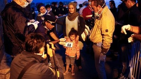 European Union Official Calls for More Surveillance of Migrant Routes   Relations internationales   Scoop.it