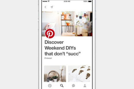 Pinterest launches an 'Explore' section for trending topics and ideas | Pinterest | Scoop.it