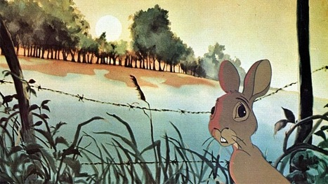 Dystopian Rabbit Masterpiece Watership Down Returns as a New Animated Series | Literature & Psychology | Scoop.it