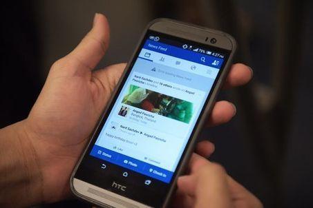 Facebook devient hébergeur d'articles de presse   DocPresseESJ   Scoop.it