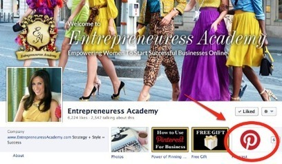 5 Ways to Build a Pinterest Following With Facebook   Social Media Examiner   Social Media for Optometry   Scoop.it