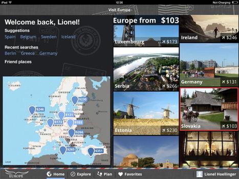 Amadeus : le Top 5 des nouveautés high-tech pour les voyagistes !   Travel & Innovation   Scoop.it
