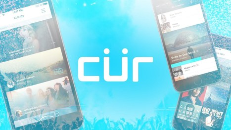 Universal, Sony and Warner license new streaming platform CÜR Music | A Kind Of Music Story | Scoop.it