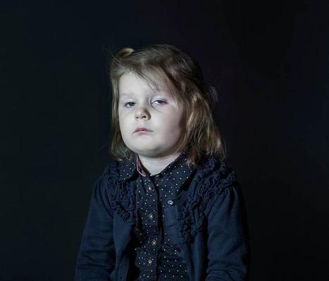 Zombie Kids – Photographier des enfants pendant qu'ils regardent la télévision | Photographie de grossesse, d'enfant et photomanipulation | Scoop.it