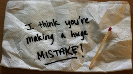 Blogging Mistakes - Four Marketing Blunders | Blogging Tips | Scoop.it