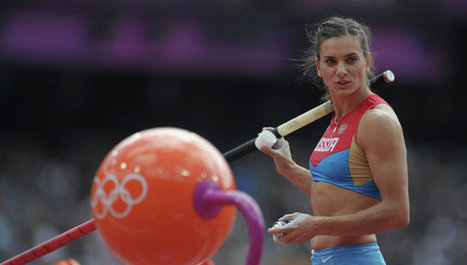 Исинбаева: пусть псевдочистые иностранные спортсмены выдохнут с облегчением | Global politics | Scoop.it