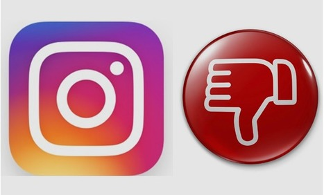 New Instagram Logo Gets Mostly Negative Reaction | SocialMoMojo Web | Scoop.it